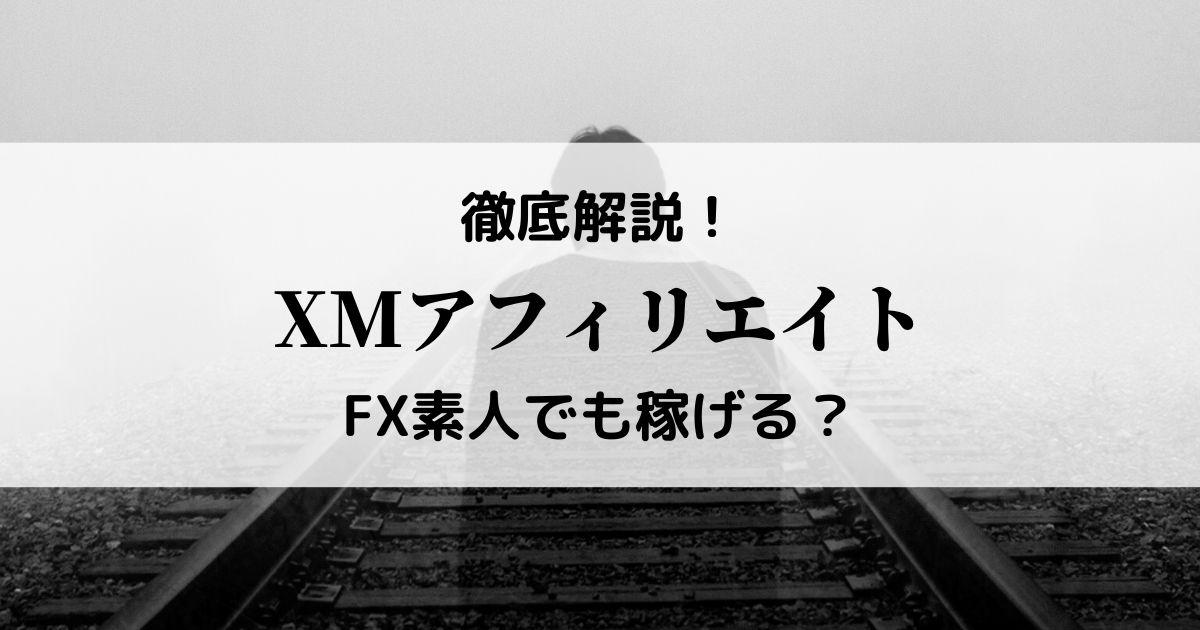 徹底解説!FX素人でもXMアフィリエイトは稼げるのか?
